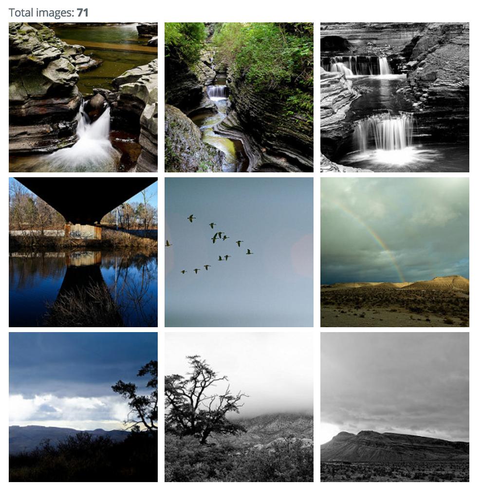 Building a Simple Flickr App - Robin Hu